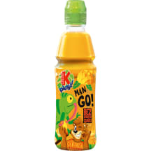 Sula Kubus Play Exotic mango-apelsīnu 0,4l