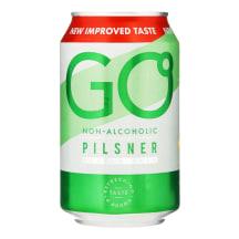 Nealkoholinis alus GO PILSNER, 0,33 l