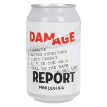 Õlu Lehe Damage Report 3,3%vol 0,33l purk