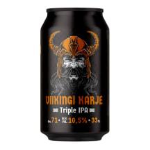Õlu Pihtla Viikingi Karje 10,5%vol 0,33l purk