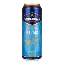 Kviet. alus GUBERNIJA BALTAS HEF.,4,8%,0,568l