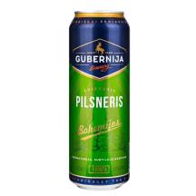 GUBERNIJOS alus PILSNERIS BOHEMIJOS, 4,6 %