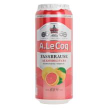 Al.vaba õlu ALC Fassbrause Greipfr. 0,5l prk