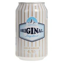 Muu al.jook Hartwall Orig. Ginger  4,5% 0,33l