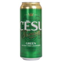 Alus Cēsu Premium Green 4,7% 0,5l
