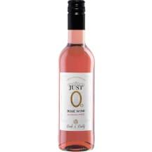 Bezalkoholiskais rozā vīns Just 0 0,25l