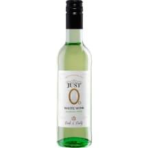 Bezalkoholiskais baltvīns Just 0 0,25l