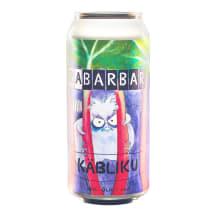Õlu Käbliku Rabarbar 3,5%vol 0,44l purk