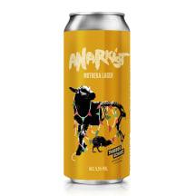 Õlu Anarkist Motueka Lager 5,5%vol 0,5l purk