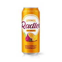 UTENOS alaus kokteilis RADLER MULT.,4,5%0,5l