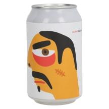 Muu alk.jook Nudist skinnibastard 4,5% 0,33l