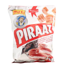 Nisukrõps Piraat suitsupeek. Balsnack 150g