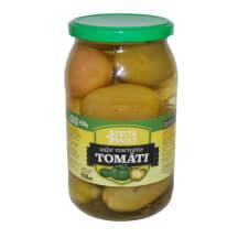 Marinēti tomāti Zelta Saule zaļie 900ml