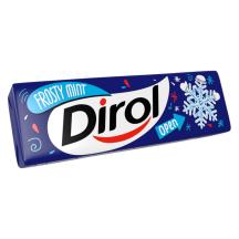 Närimiskumm Frosty Mint Dirol 13,6g