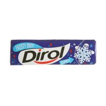 Kramtomoji guma DIROL FROSTY MINT, 13,6 g
