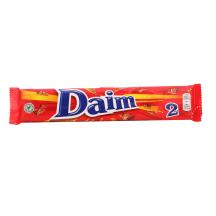 Šokoladinis batonėlis DAIM DOUBL, 56 g