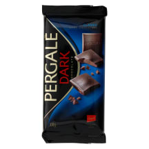 Tume šokolaad Pergale 100g