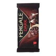 Tume šokolaad kohvitäidisega Pergale 100g