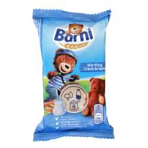 Cepums Lu Barni ar piena pildījumu 30g
