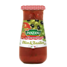 Pastakaste oliivi basiiliku Panzani 400g