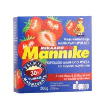 Mannavahupulber maasika Mikaado Mannike 200g