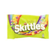 Kramt. saldainiai SKITTLES CRAZY SOURS, 125g