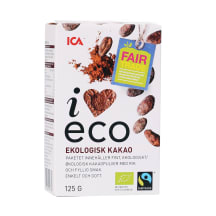 Kakao I Love Eco 125g