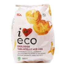 Tagliatelle olu pasta I Love Eco 500g