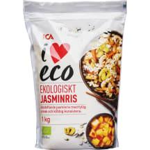 Ryžiai I LOVE ECO JASMINE, 1kg