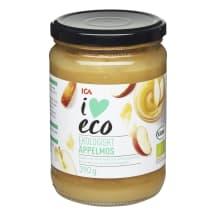 Ekologiška obuolių tyrė I LOVE ECO, 400g