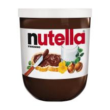 Šokolado ir riešutų kremas NUTELLA, 230g