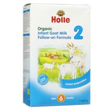 Ekol.ožkų pieno mišinys HOLLE 2, 6 mėn., 400g