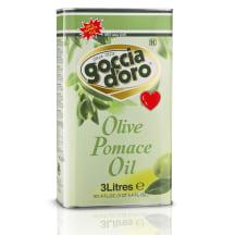 Olīveļļa Goccia D`Oro izspaidu 3l