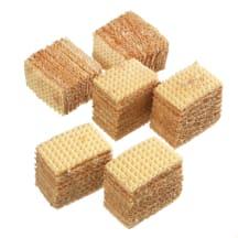 Vafliniai sausainiai RUDUO, kg