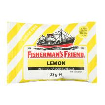 Pastilės FISHERMAN'S LEMON, 25g