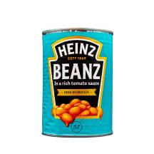 Oad tomatikastmes küpsetatud Heinz 415g