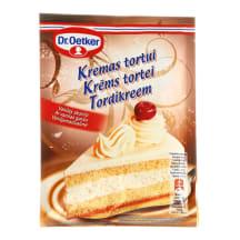 Vanilinis tortų kremas, 120g