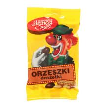 Dražejas Skawa clown rieksti šokolādē 70g
