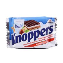 Vafele Knoppers ar riekstu krēmu 25g