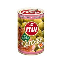 Žal.alyvuogės įd.krevečių pasta, ITLV, 314ml