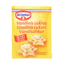 Vanillisuhkur Dr.Oetker 16 g