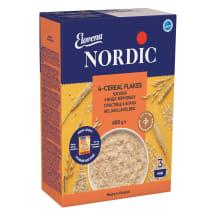 4-viljahelbed Nordic 600g