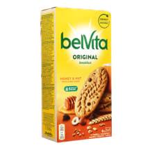 Sausainiai BELVITA NUTS & HONEY, 300g