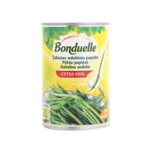 Pākšu pupiņas Bonduelle zaļās 400g