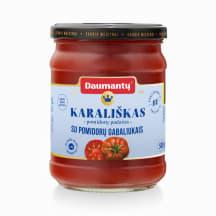 Pomid.padažas KARALIŠKAS su pomidorų gab.500g