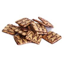 Glaistyti šokoladu sausainiai SELGA, 1 kg