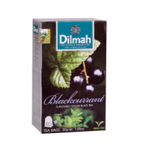 Juodoji arbata su serbentais DILMAH, 20pak.