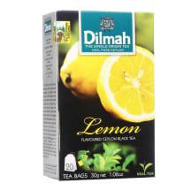 Juodoji arbata su citrinomis DILMAH, 20pak.