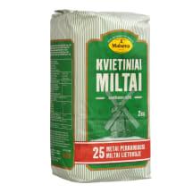 Kvietiniai miltai MALSENA, 2kg