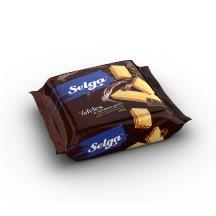 Šokoladiniai vafliai SELGA, 180 g